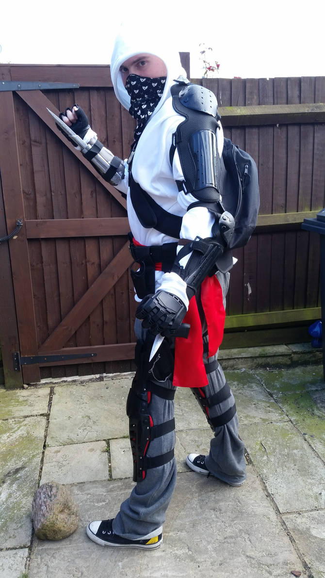 Modern Assassins Creed Cosplay Test 5 By Marty0x On Deviantart