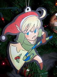 Link ornament by daveschips123