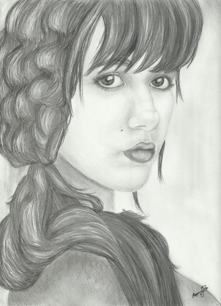 Girl by ValentineKills