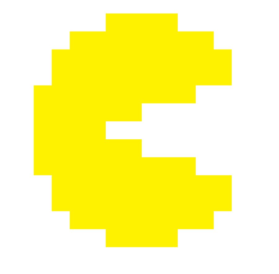 pacman pixel related keywords - photo #3