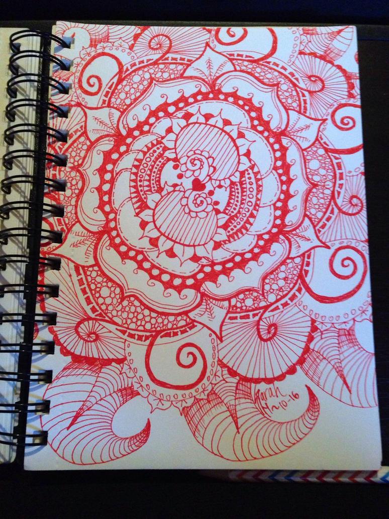 Wonderland's Flower by KysonKyoko
