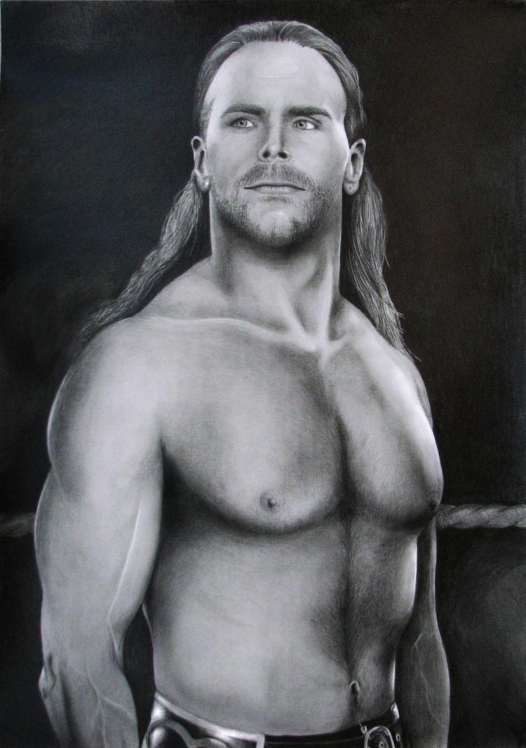 Shawn Michaels WM XXIV by ROMAragorn on DeviantArt