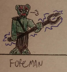 Foreman by MaxtheG