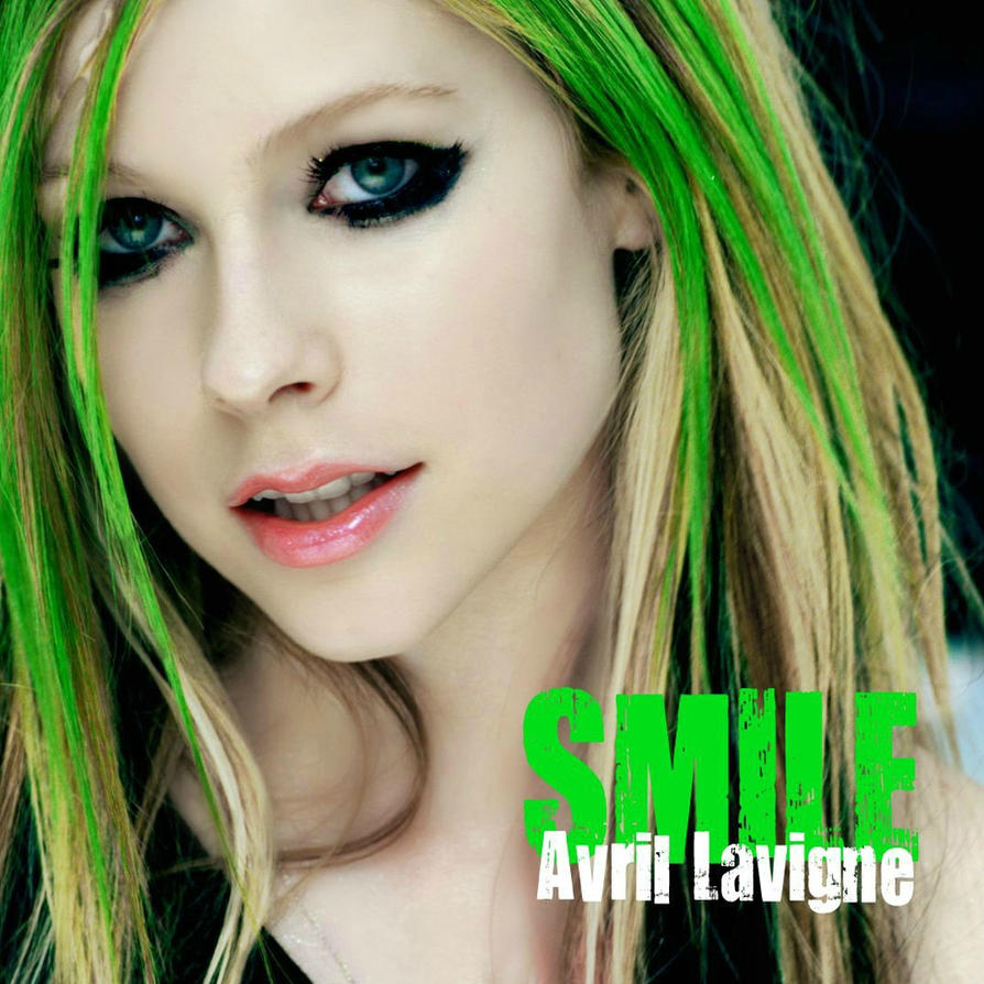Avril Lavigne Smile Cover by JowishWuzHere2