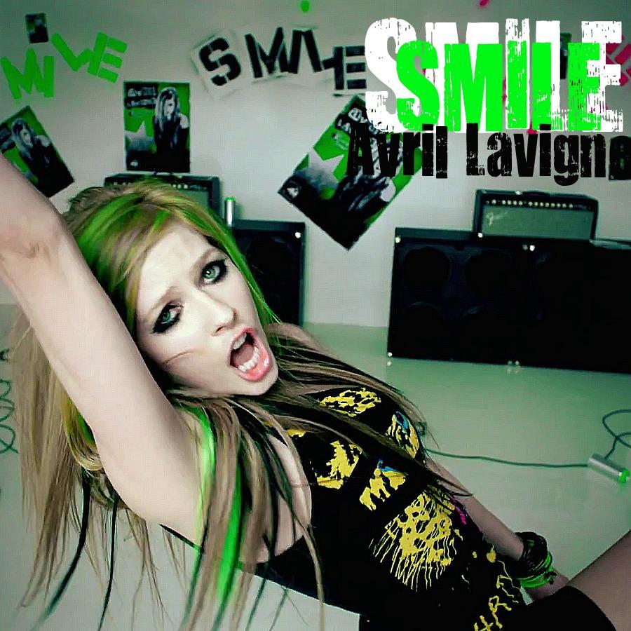 Avril lavigne скачать smile