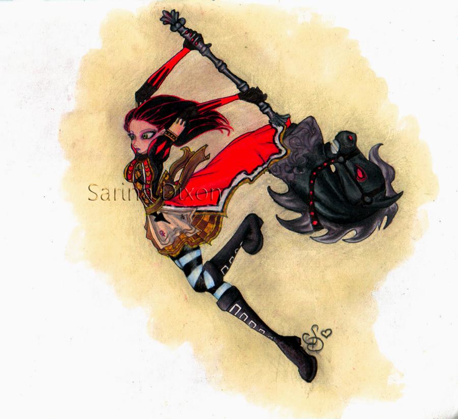 Alice SMASH by Sahan