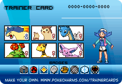 Johto Trainer Card by YukiraHanou