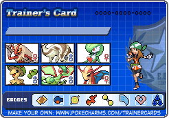 Hoenn Trainer Card by YukiraHanou