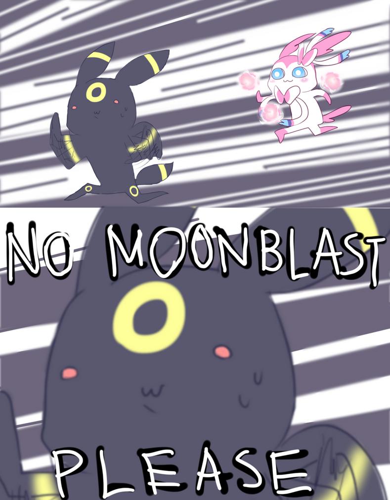 Umbreon:  The Moonlight Pokemon by YukiraHanou