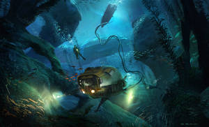 Underwater by jonone