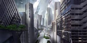 city by jonone