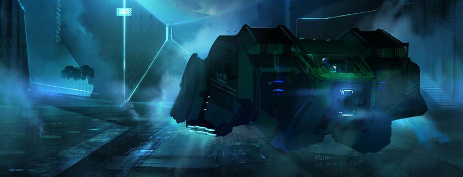 cyberpunk by jonone
