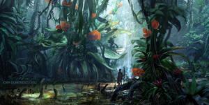 Alien Jungle Copy