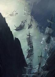 ships by jonone