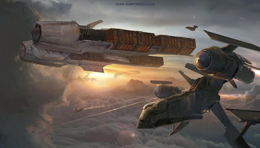 Star wars Break by jonone