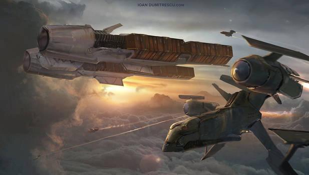Star wars Break