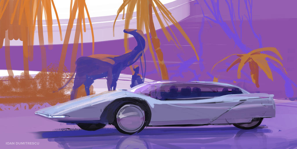 Syd Mead 1 by jonone