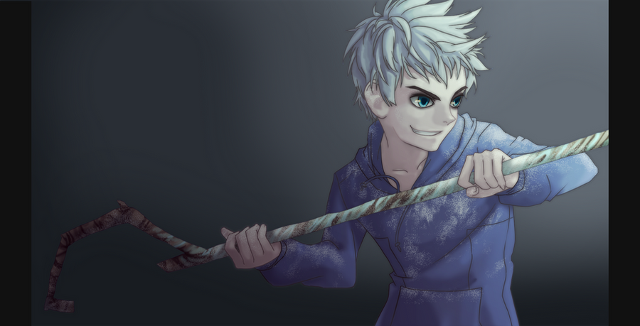 Jack Frost by tinhan