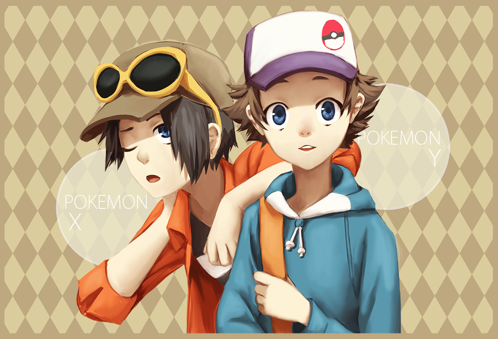 how to get pokemon x and y