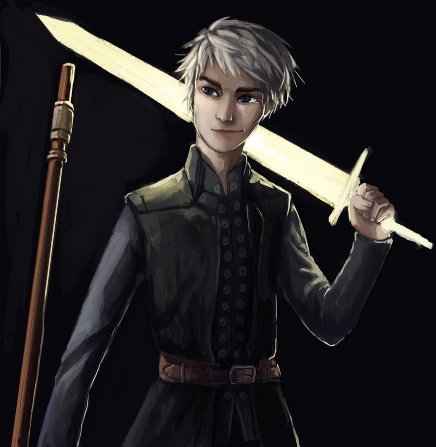 Dragon Age: Inquisition - Jack Lavellan by tinhan
