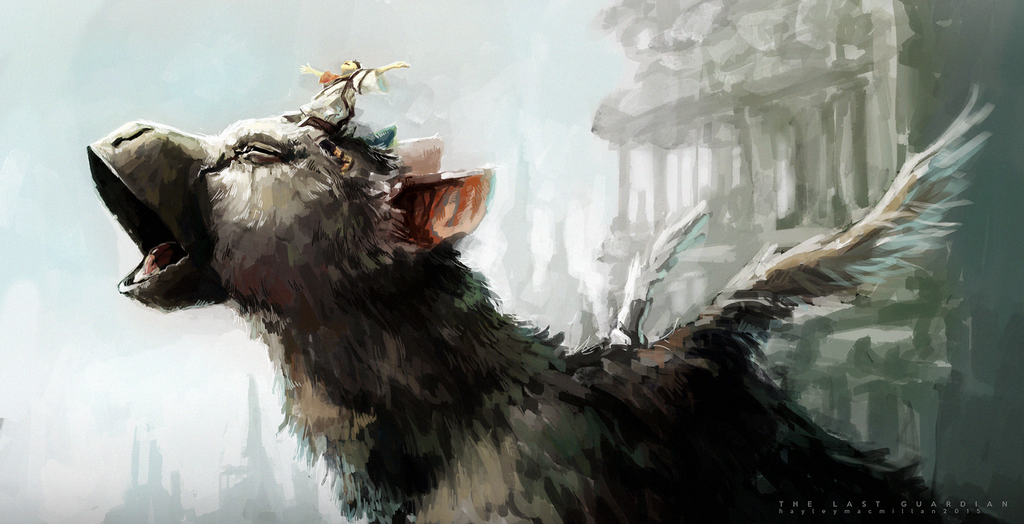 the last guardian wallpapers - photo #8