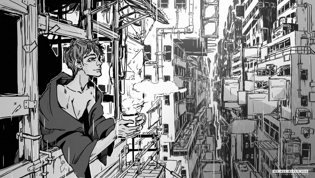 City by tinhan