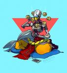 Overwatch's Zenyatta