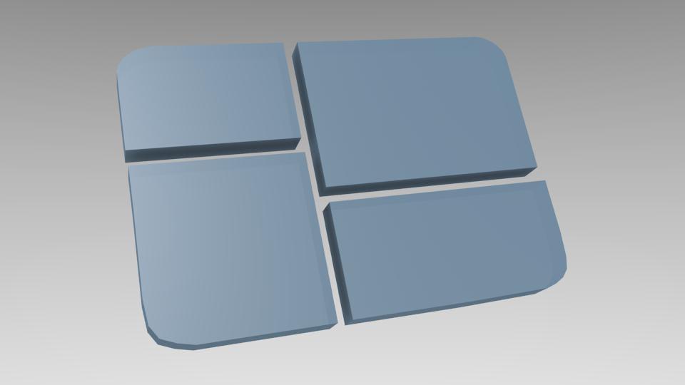 3d windows 10 logo by emeralddylankyle3 on deviantart