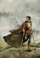 Steadfast Tin Soldier by arnjeca