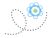 Cute Flower PNG by HanaBell1