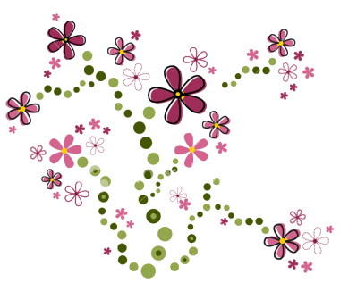 Cute pink flowers png by hanabell1 on deviantart cute pink flowers png by hanabell1 mightylinksfo