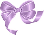 [RES] Purple Bow PNG