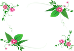 [RES] Flower Frame PNG