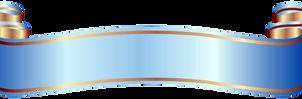 [RES] Large Blue  Banner PNG