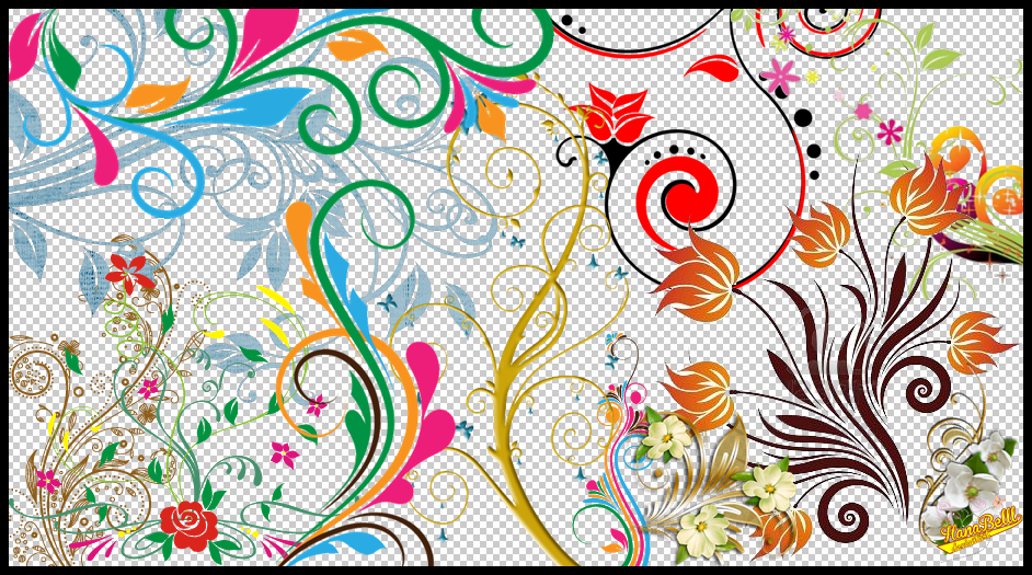 Flowers Vector PNG By HanaBell1 On DeviantArt