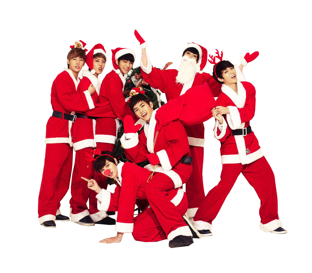 The Kpop Jungle: MERRY CHRISTMAS!