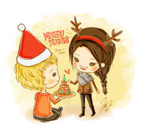 Holly Jolly Christmas by MyCherishe