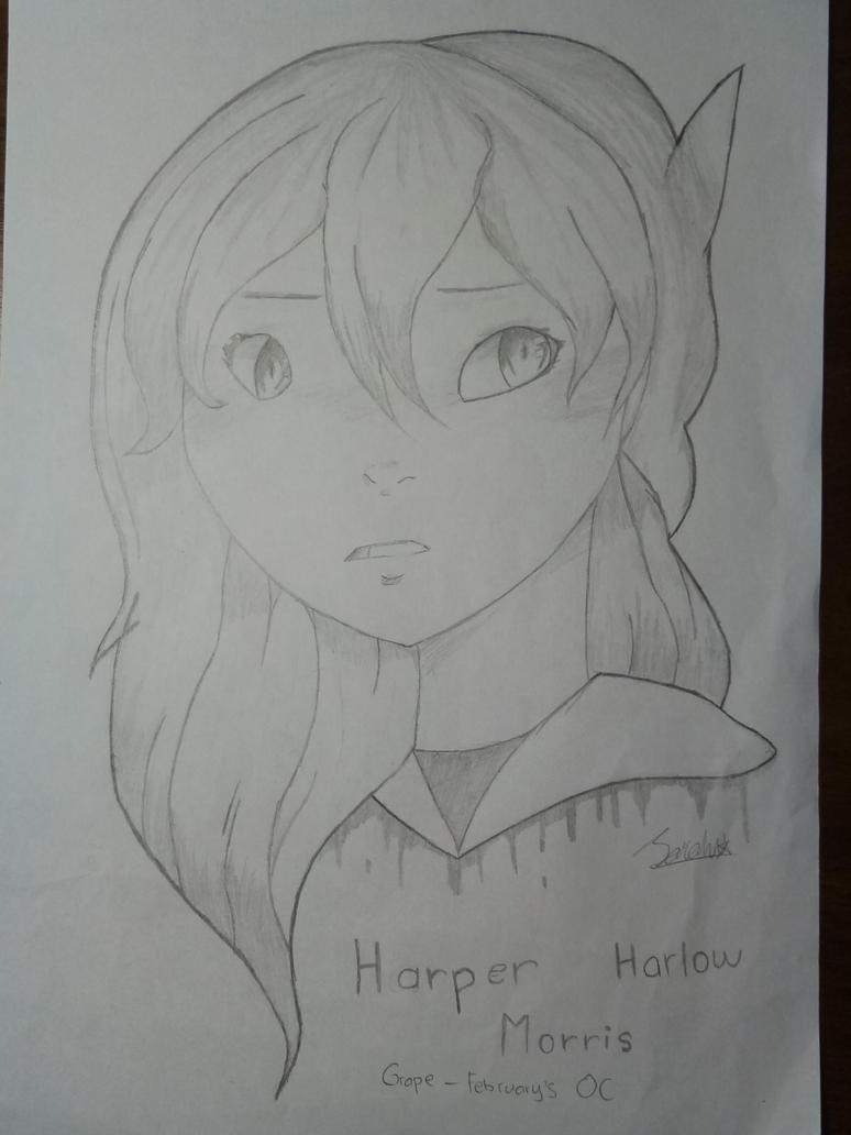 Harper Harlow Morris by AfiahSarah27