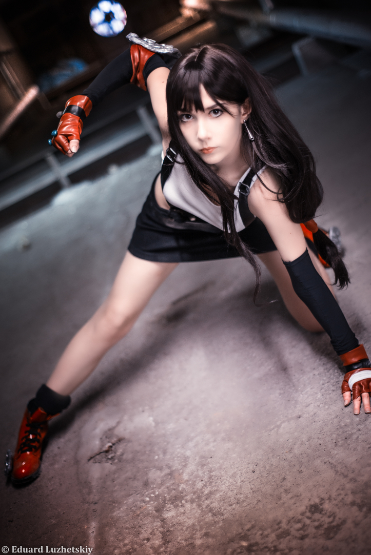 FFVII - Tifa 5 by KiaraBerry