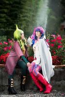 Ao no Exorcist - Fem!Mephisto Cosplay by KiaraBerry