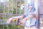FF XIII-2 - Paddra Nsu-Yeul cosplay by KiaraBerry
