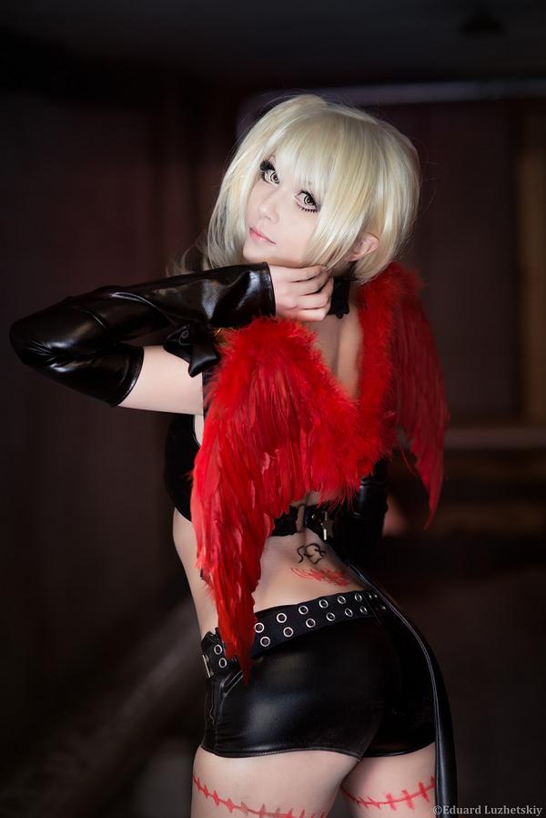Zone-00 - Kisshou/Benio cosplay by KiaraBerry