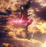 Fate/Stay Night - Rin Tohsaka 3