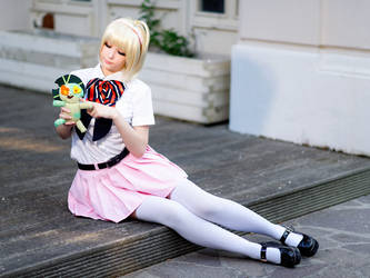Ao no Exorcist - Shiemi Moriyama by KiaraBerry