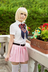 Ao no Exorcist - Shiemi Moriyama 3 by KiaraBerry