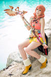 Final Fantasy XIII - Vanille 2 by KiaraBerry