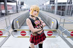Fate/Stay Night - Punk Saber 4