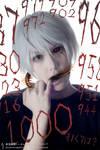 Tokyo Ghoul - Kaneki Ken by KiaraBerry