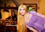Disney Tangled - Rapunzel 6