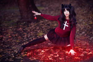 Fate/Stay Night - Rin Tohsaka 6 by KiaraBerry